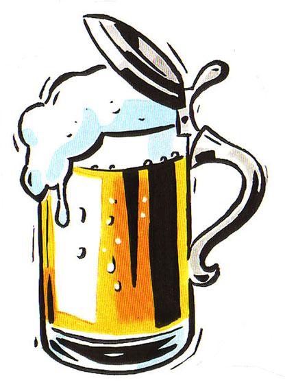 Bildergebnis für Bierkrug gif